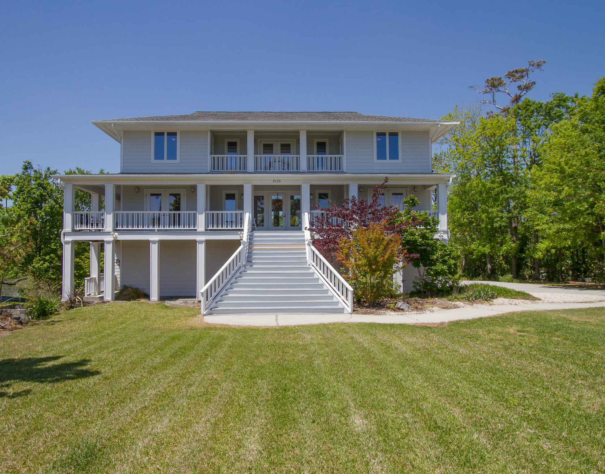 BEACH HOME IN WILMINGTON, NC INLAND WATERWAY ACCESS