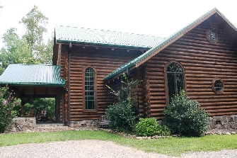 HIDDEN FALLS A LUXURY LOG HOME ON 55 PLUS ACRES NOW AVAILABLE FOR PURCHASE