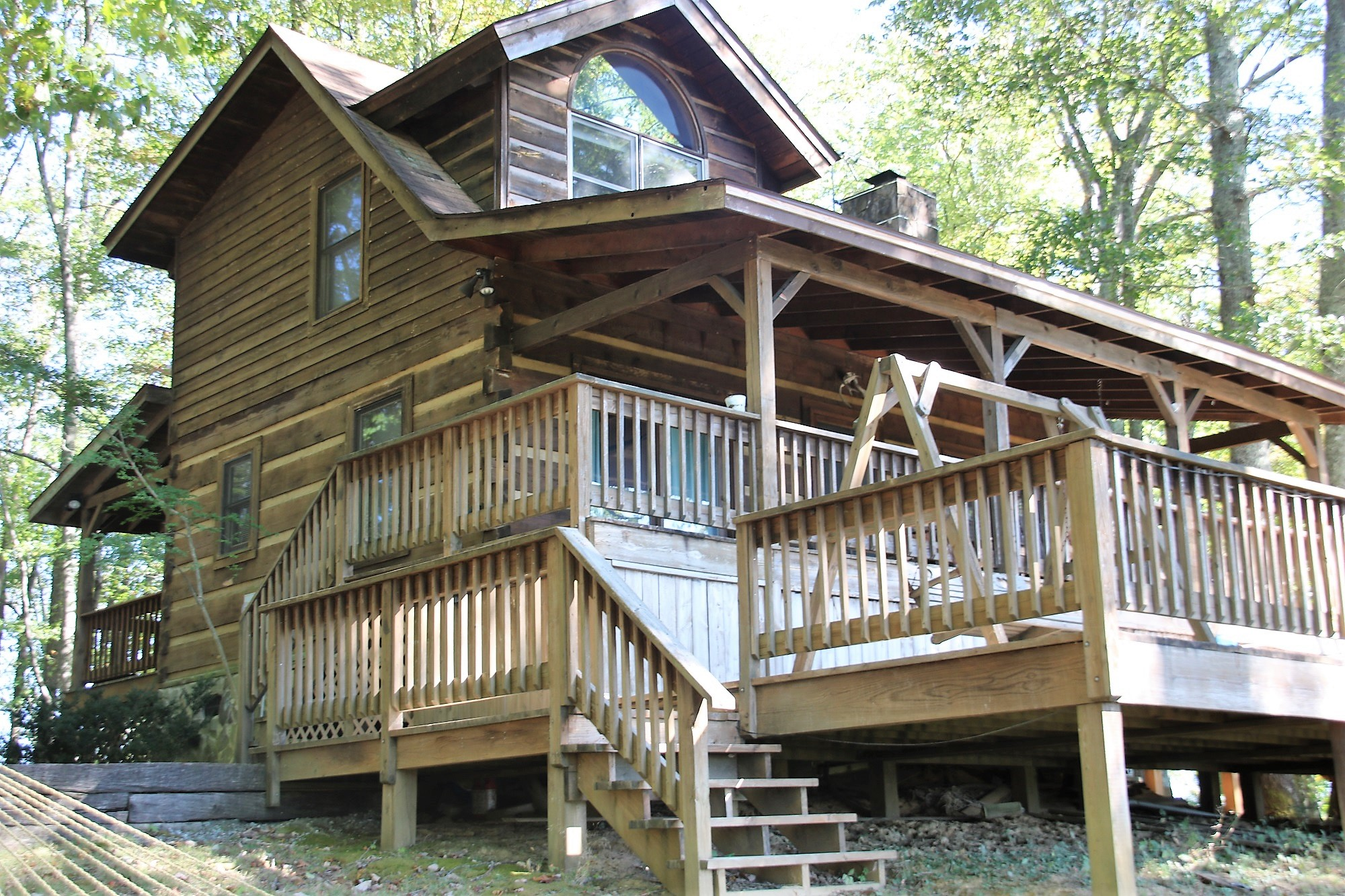 "******UNDER CONTRACT*****   BEST VIEWS ON LEATHERWOOD MOUNTAIN ""Little Buck Ridge"""